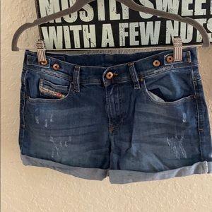 Diesel Shorts Size 27